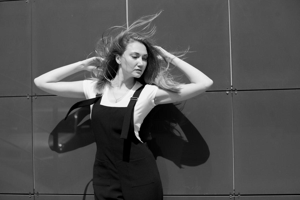 ветер в волосах - Катя титова