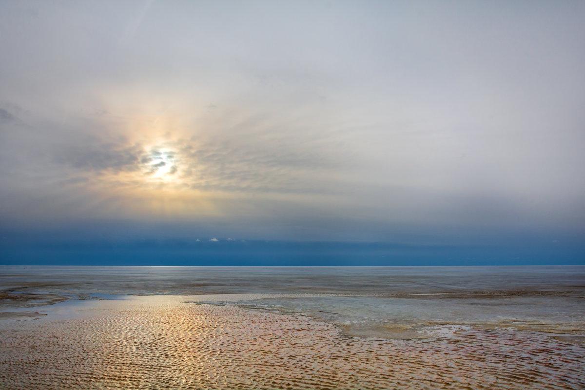 Чудское озеро. Весна 2019 - Виктор Желенговский