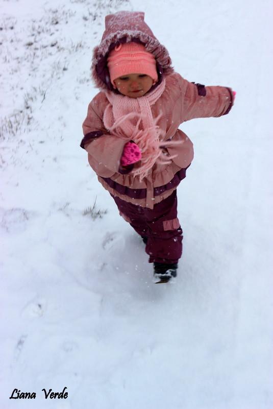 По первому снегу - Екатерина Ануфриева