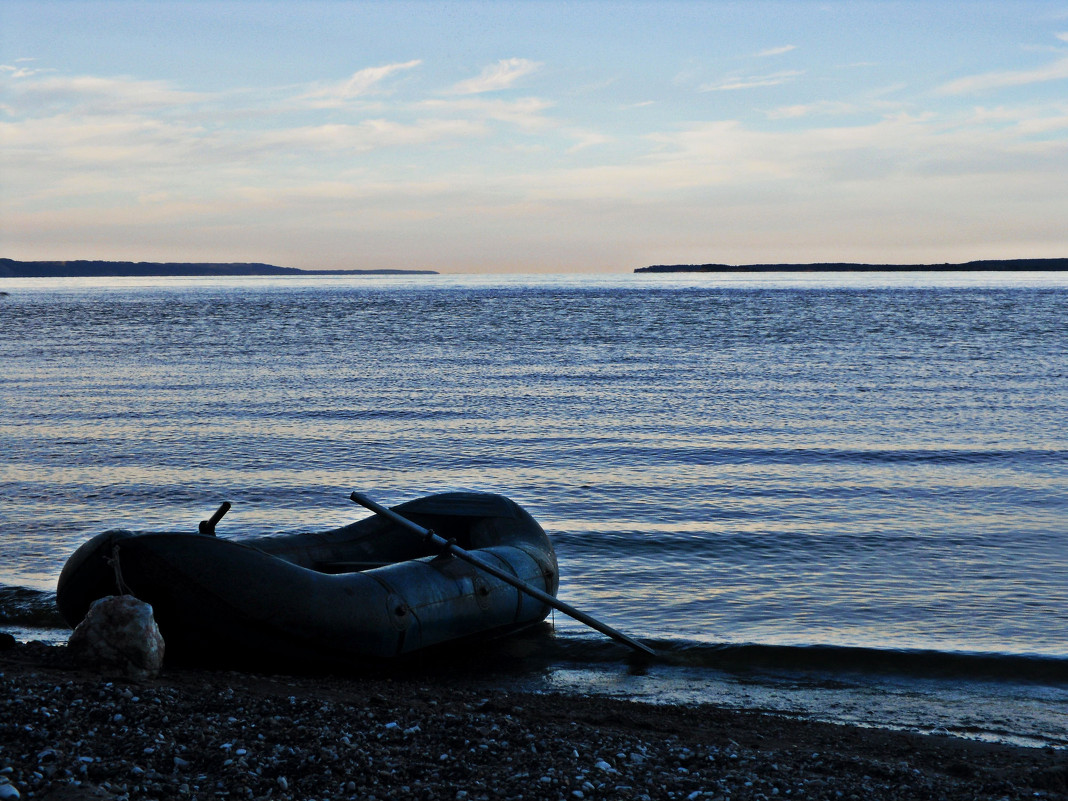 одинокая лодка моя стихи