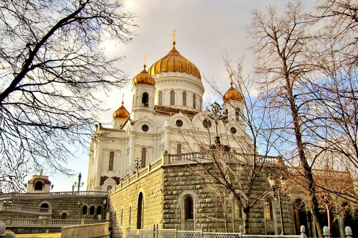 Храм Христа Спасителя - Елена (ЛенаРа)