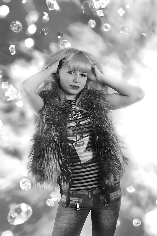 45 - Кристина Леонова