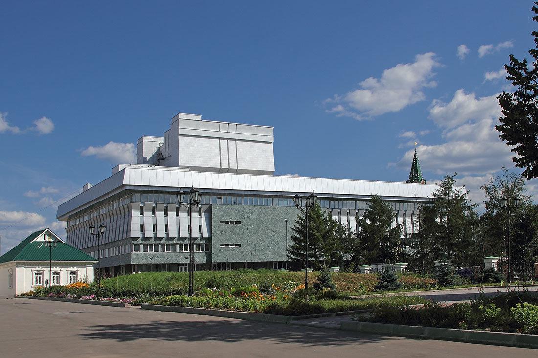 Русский драматический театр. Йошкар-Ола - MILAV V