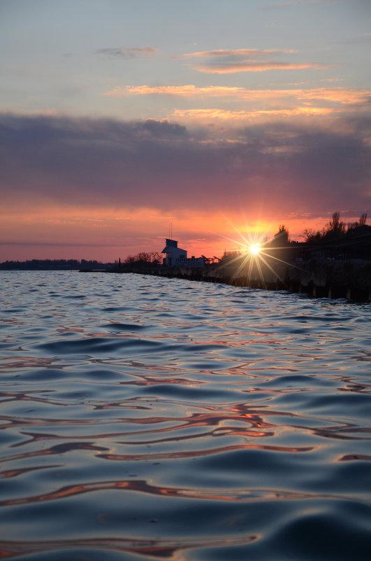 Морской закат - Александр Довгий