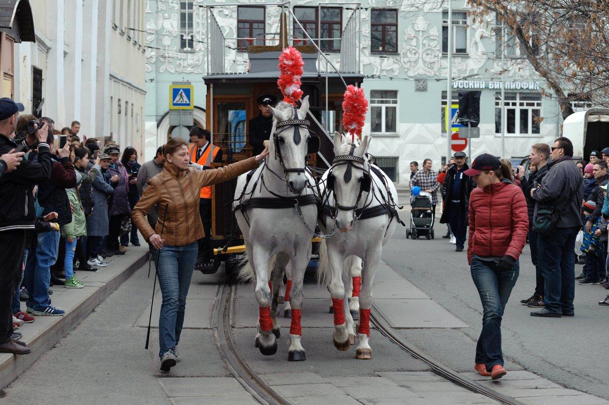 Парад трамваев 2019 - Сергей Золотавин