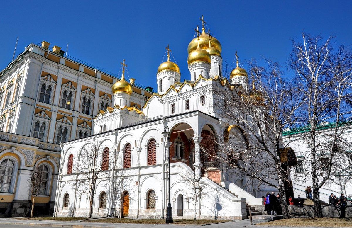 Благовещенский собор - Анатолий Колосов