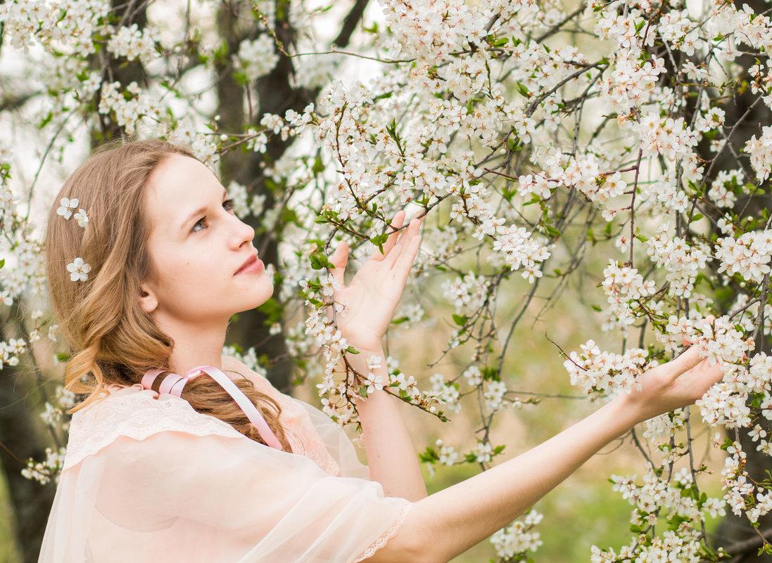 Весна - Инга Энгель