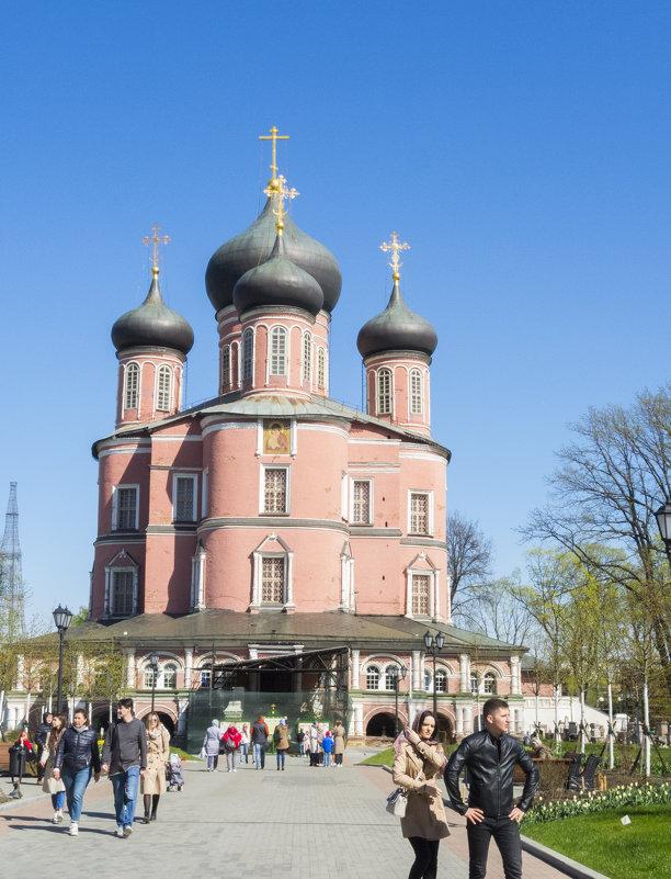 Донской монастырь - marmorozov Морозова