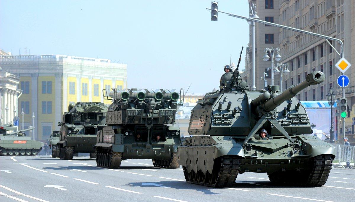 на защите страны - Дмитрий Солоненко