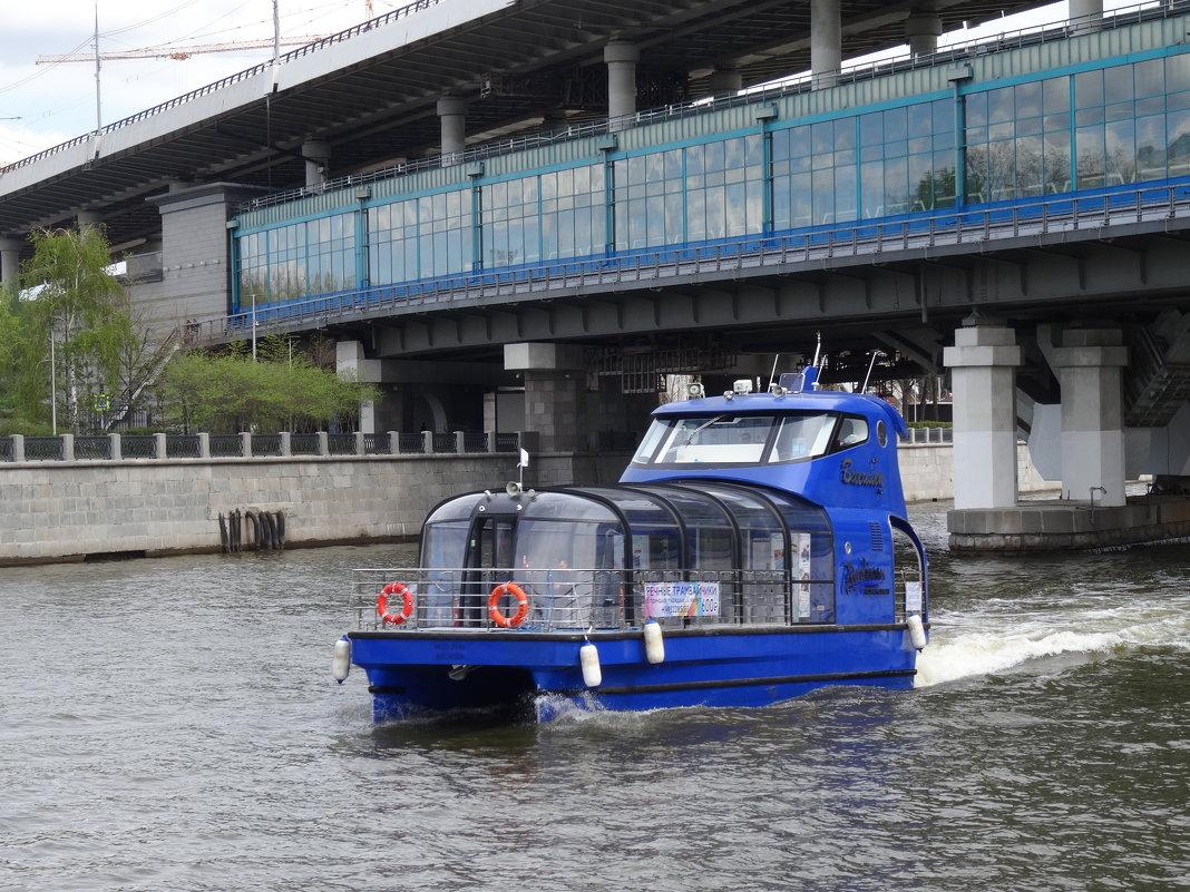 Москва-река - Наташа