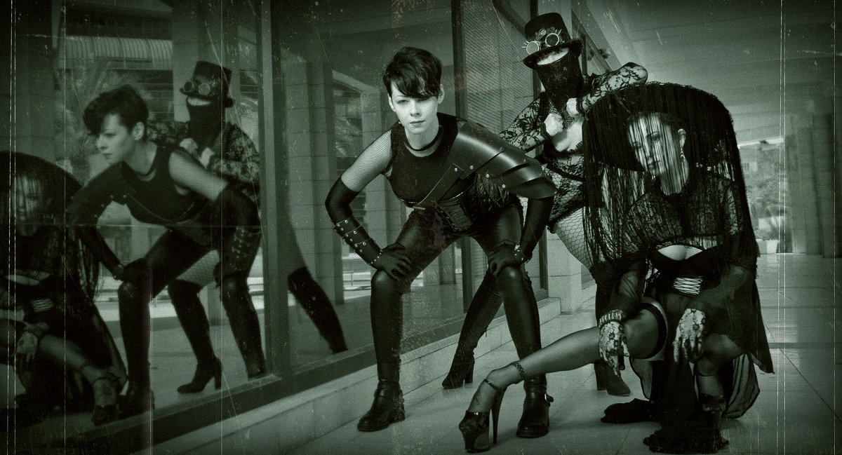 Series: Woman In Black - Vladimir (Volf) Kirilin
