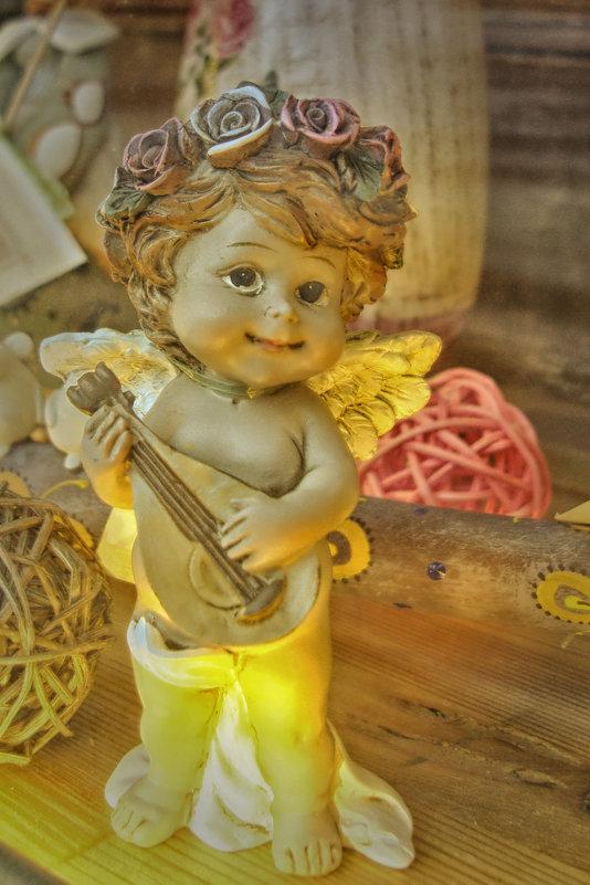 Добрый Ангел - Василий Бобылёв