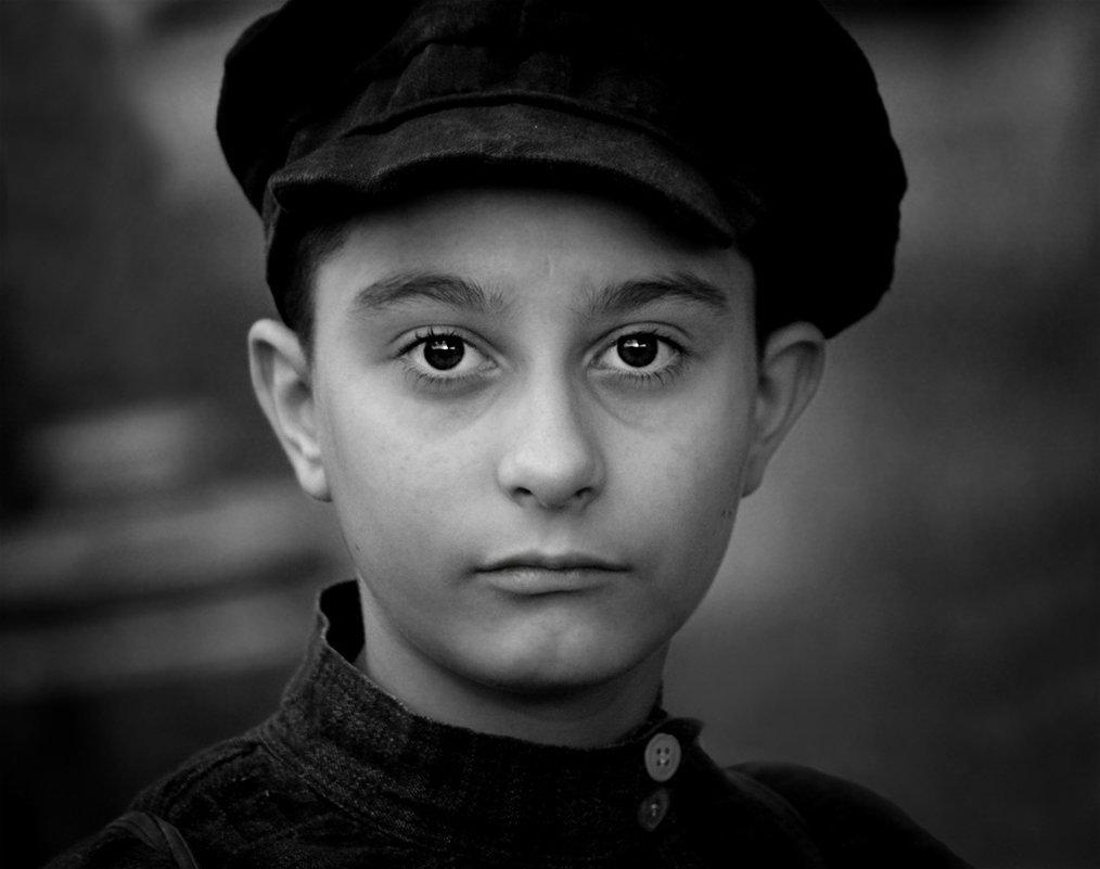 Портрет отрока в картузе - Sergio Borkoni