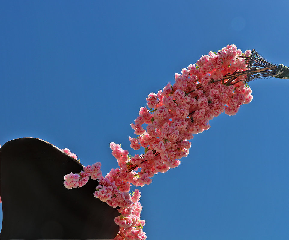Наполнится кувшин цветочной красотой - Светлана