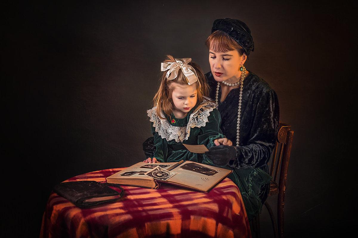 Семейный фотоальбом - Виктор Седов