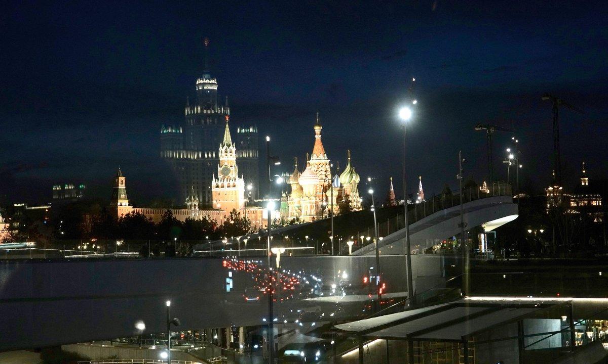 Ночная Москва - Svetlana Shalatonova