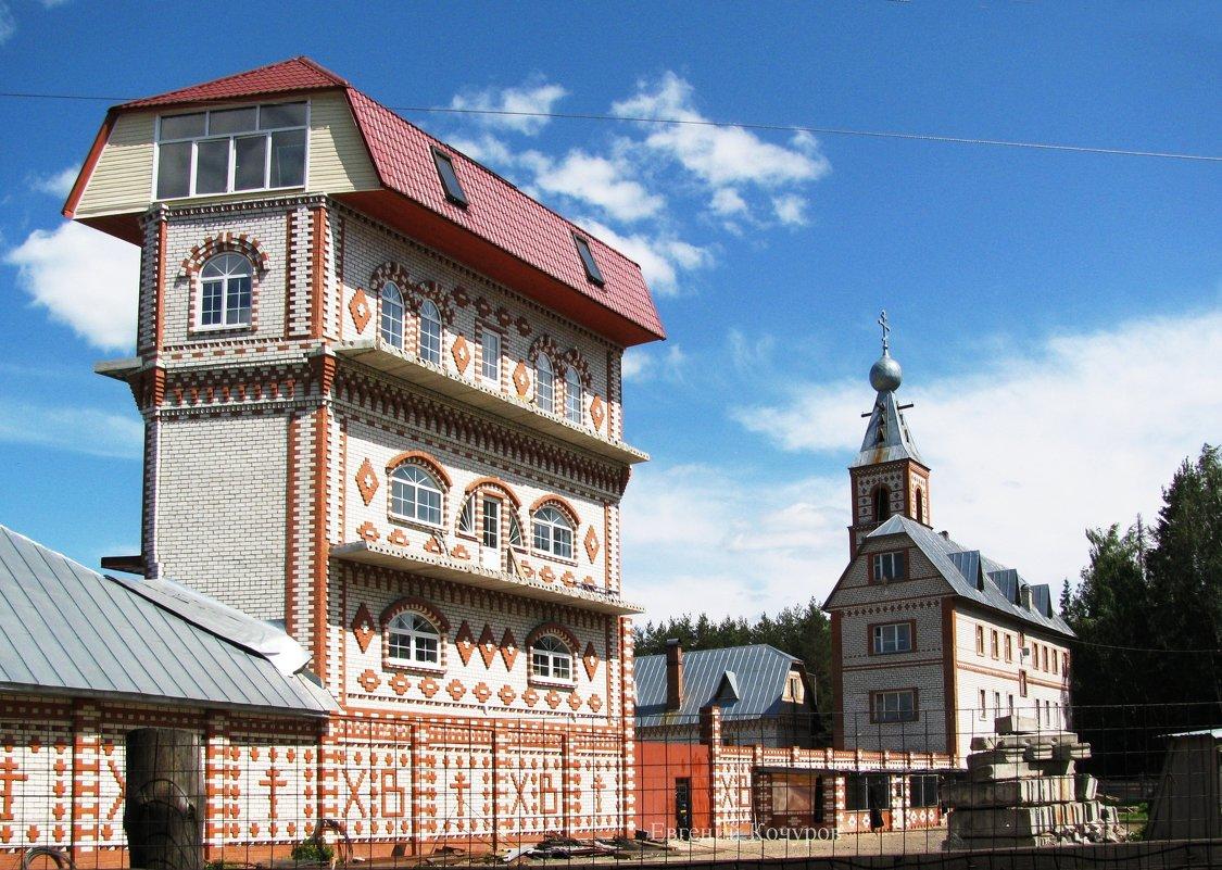 Монастырь Истинно-Православной церкви в дер. Острово - Евгений Кочуров