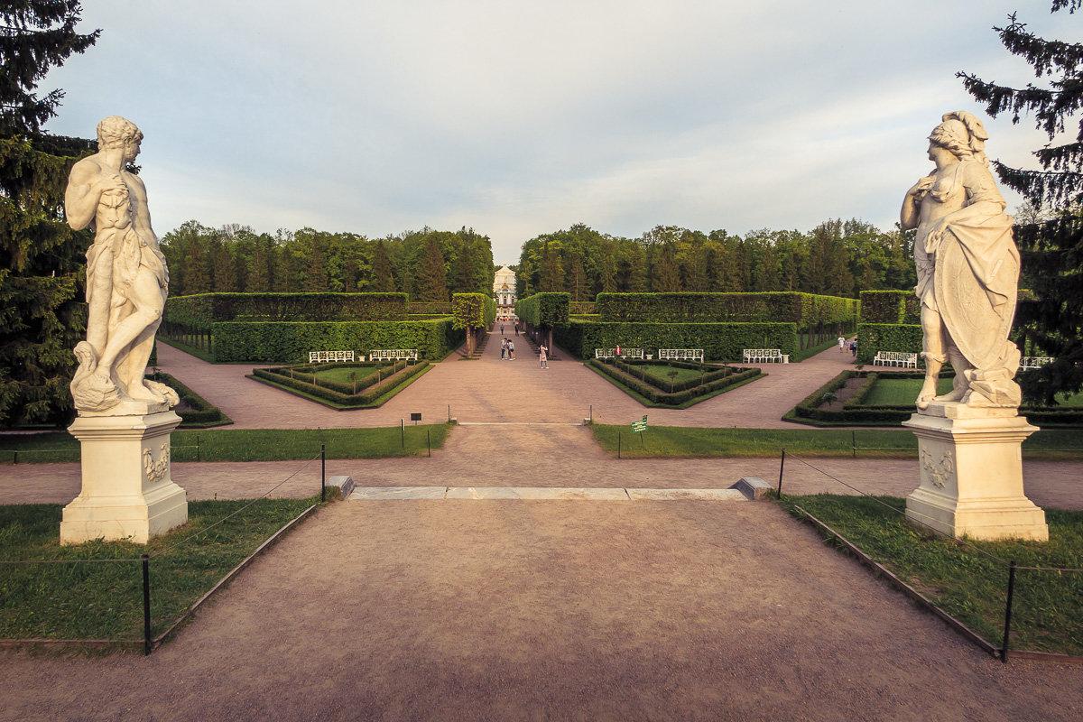 Майским вечером в  парке. - Олег Бабурин