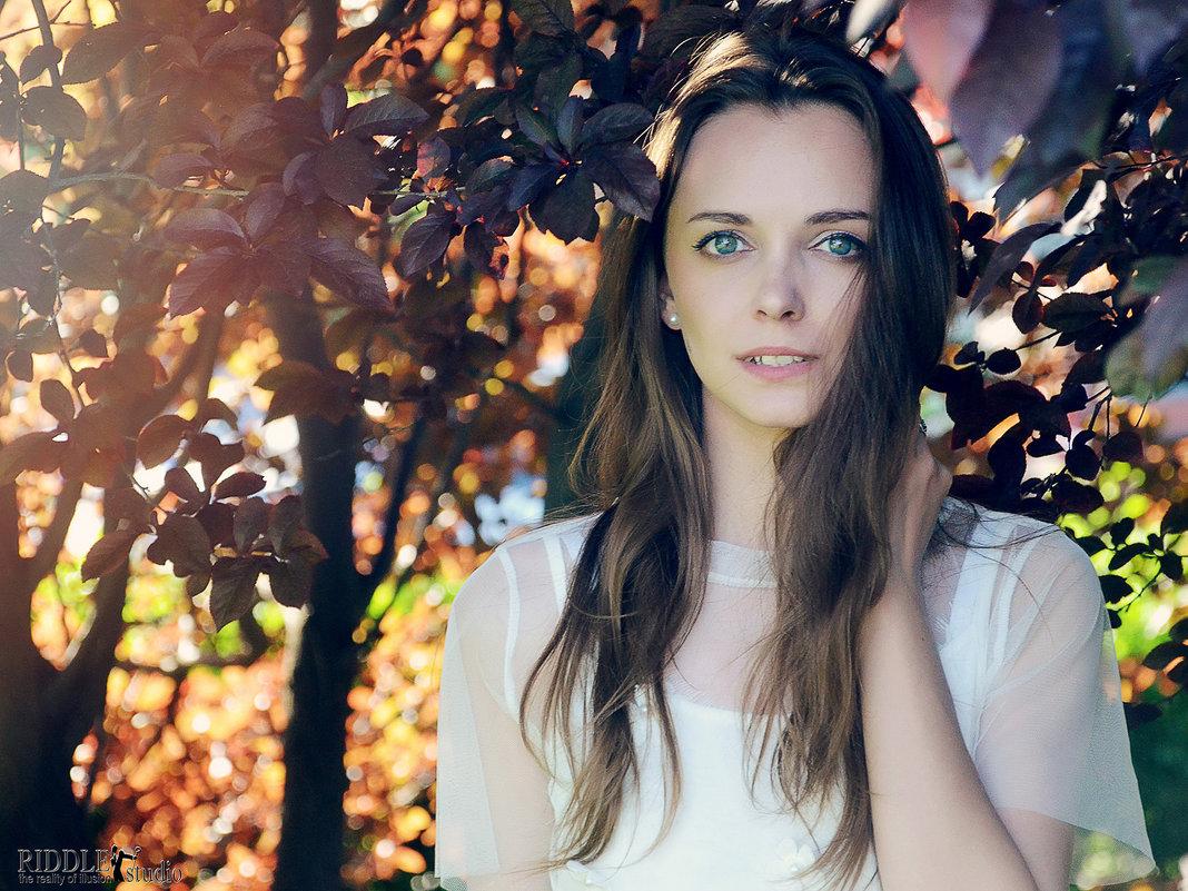 Майское солнце - Anny Riddle