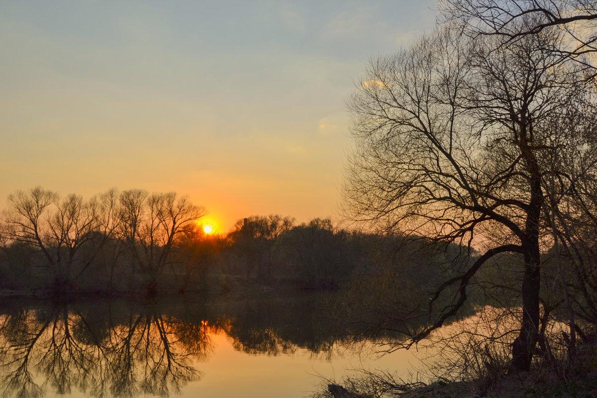 Закат над Нарой - Александра