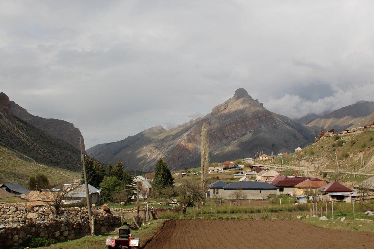 Село Булунгу - Светлана Попова