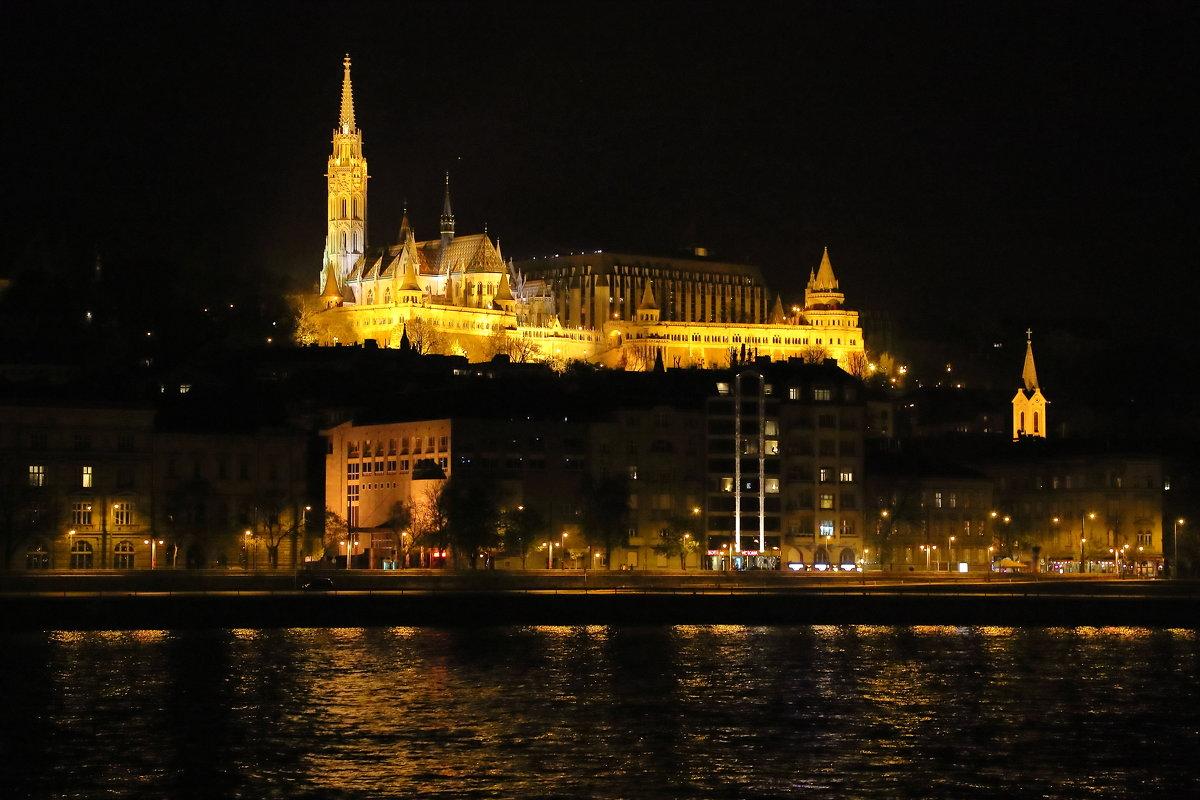 Будапешт - Дмитрий Алексеев