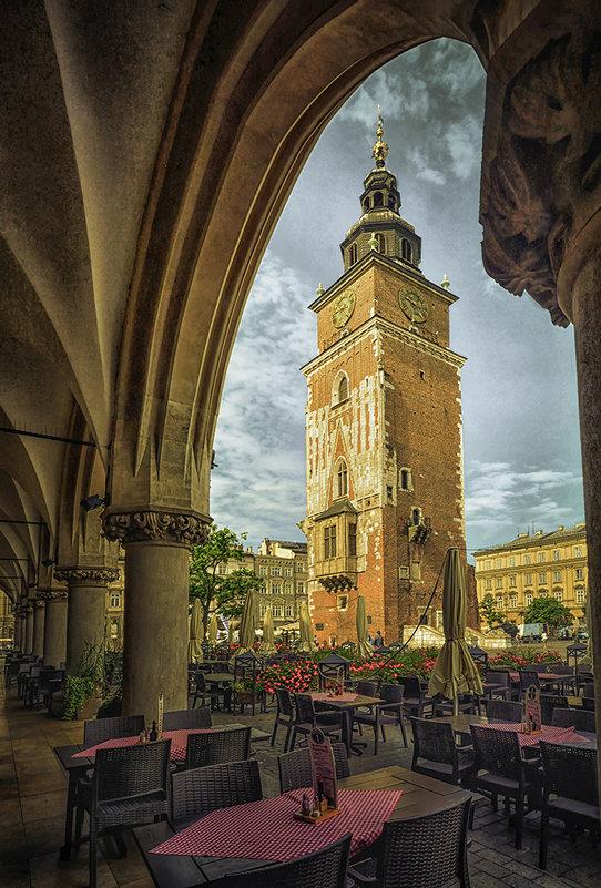 Башня краковской ратуши - Александр Бойко