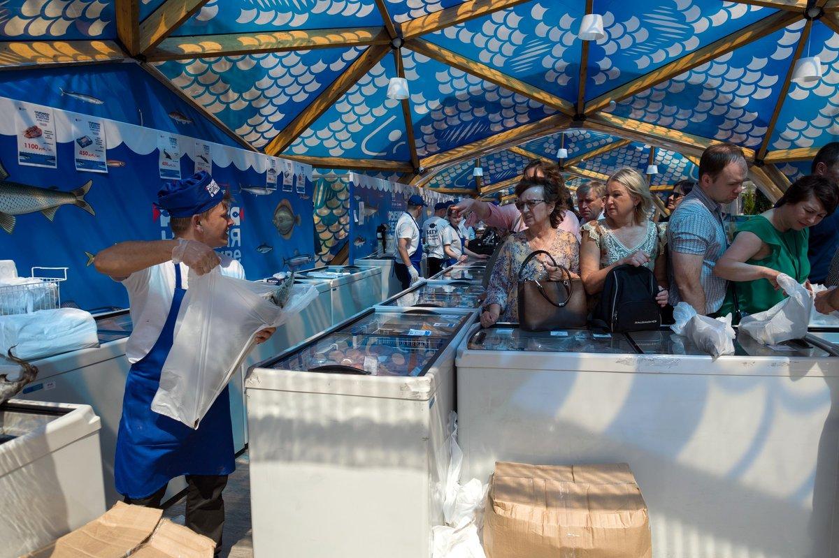 Рыбная неделя - Сергей Золотавин