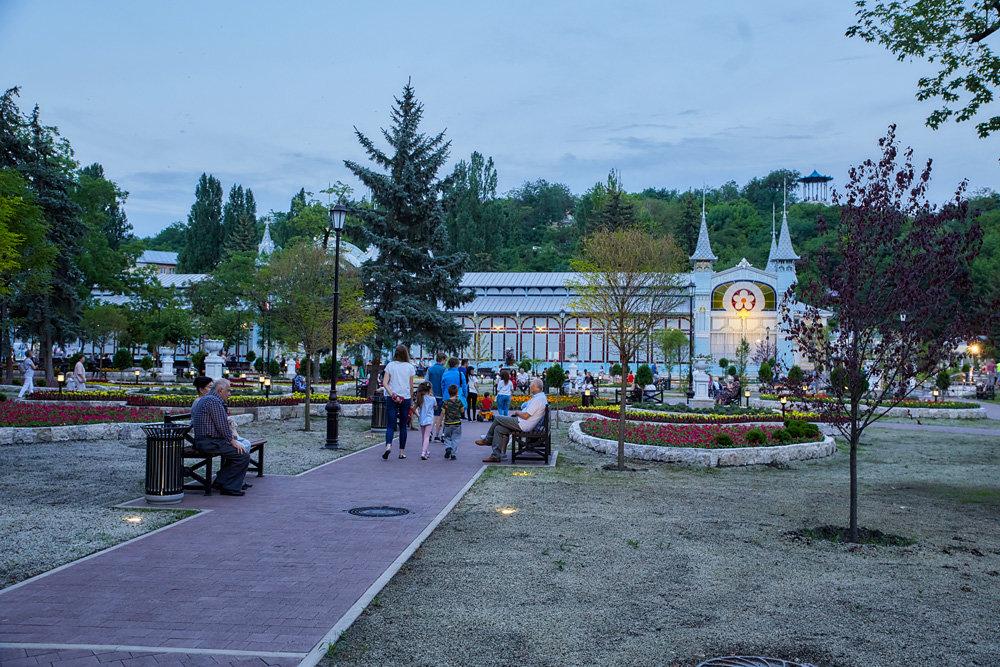 Парк Цветник - Николай Николенко