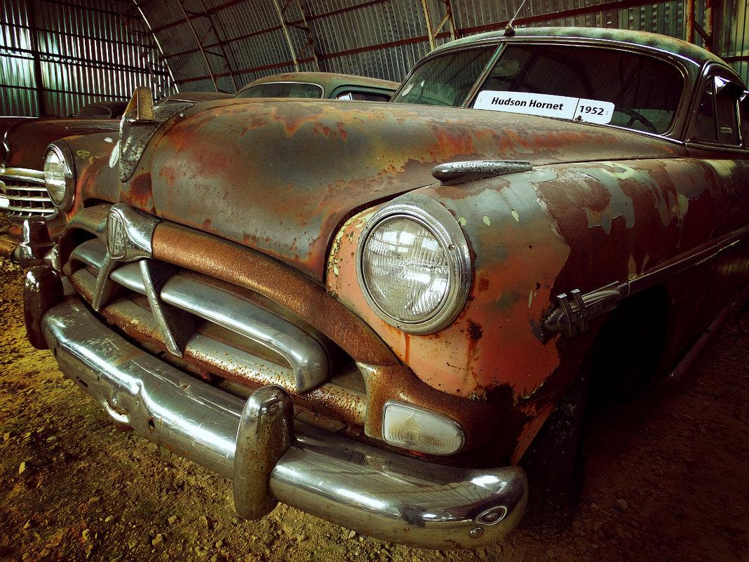 Hudson Hornet, 1952 - Павел WoodHobby