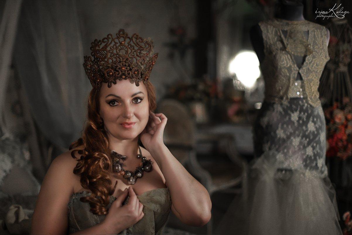 Королевский будуар - Ирина Кулага