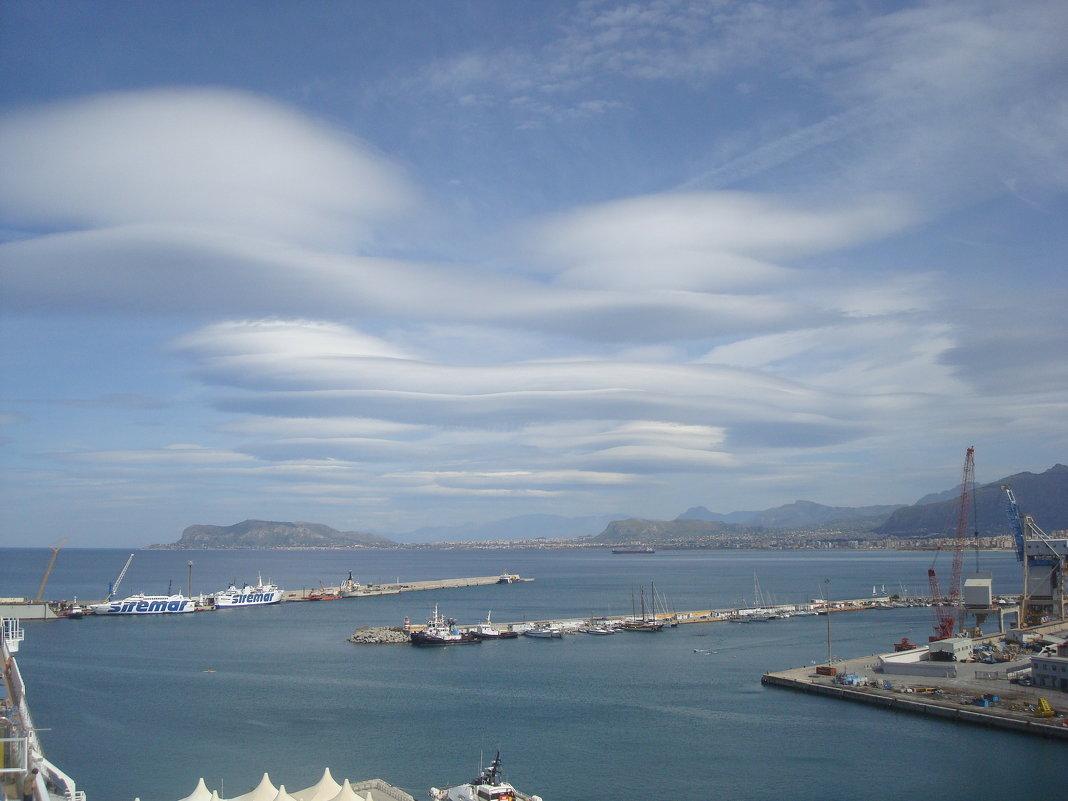Облака над Палермо - svk