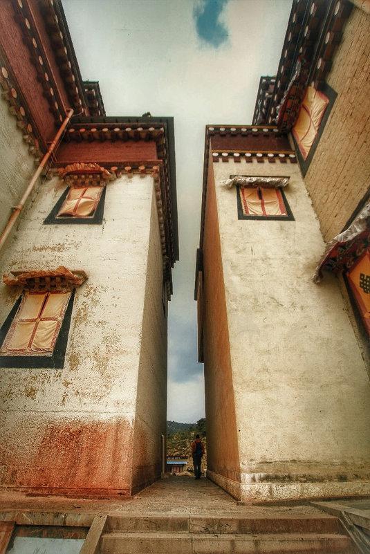 Стены монастыря - Алексей Хвастунов
