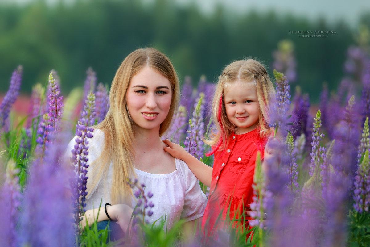 Ксения и Евгения - Кристина Щукина