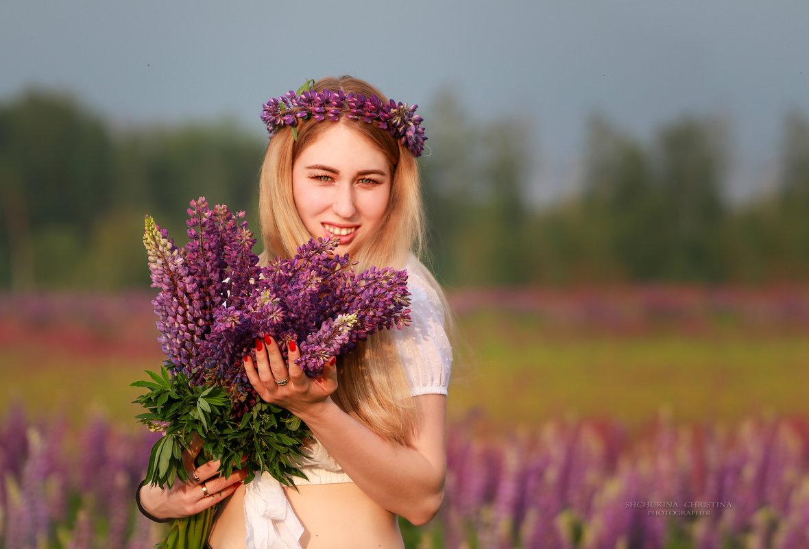Евгения - Кристина Щукина