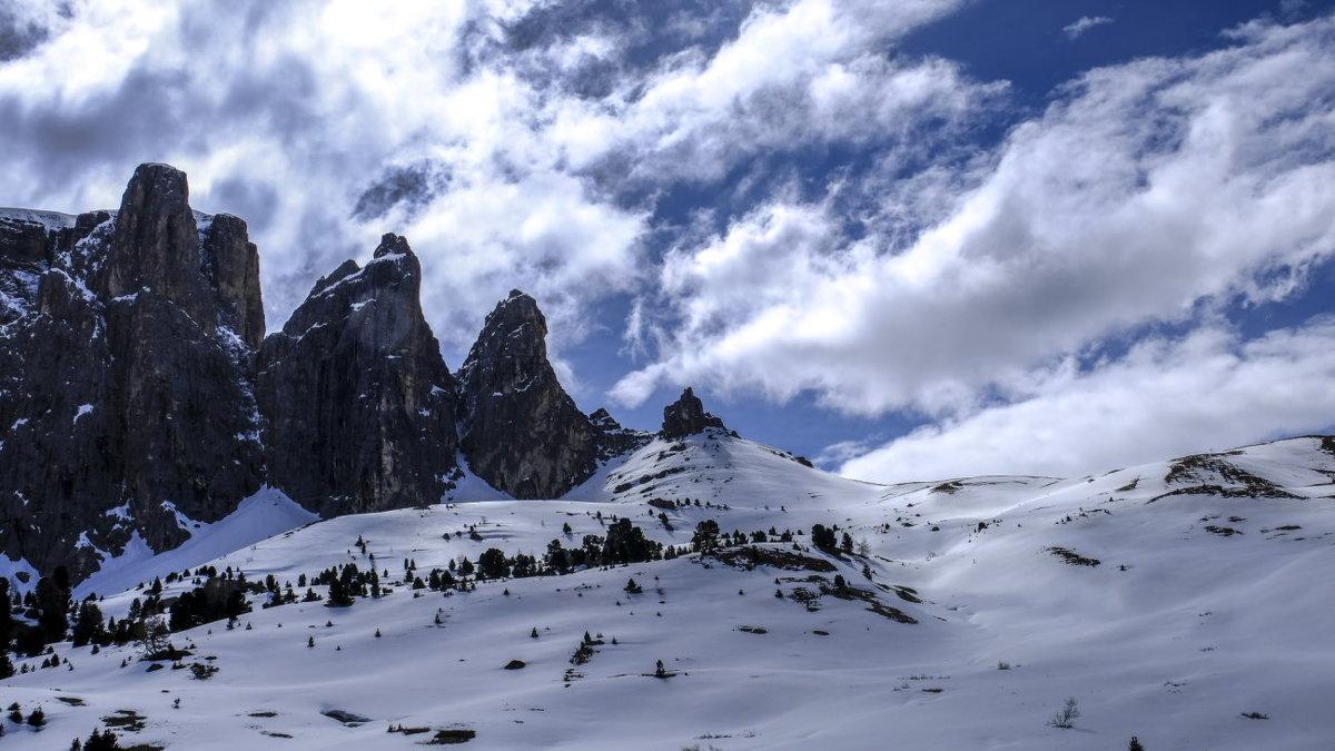 горы Селла - Георгий А