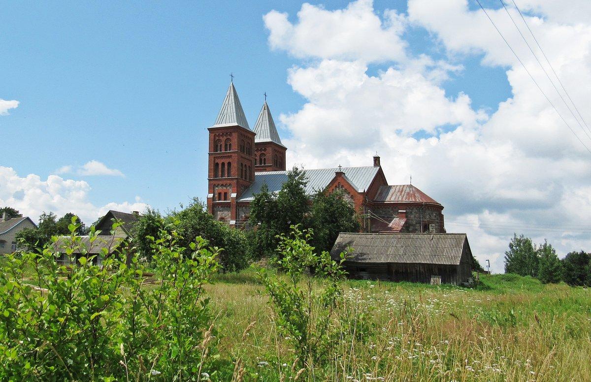 Деревня Иказнь - Евгений Кочуров
