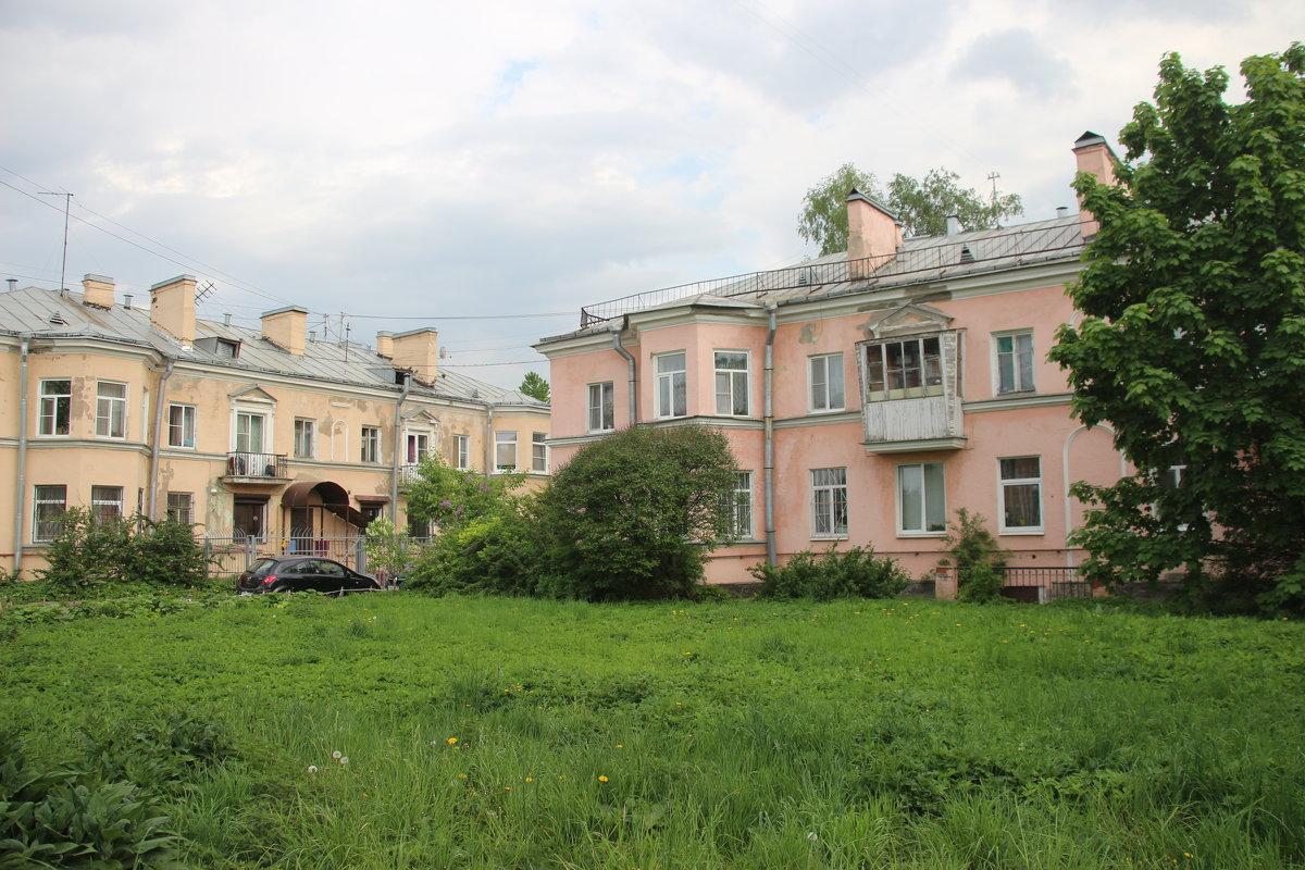 Двухэтажный Петербург - Наталья Герасимова