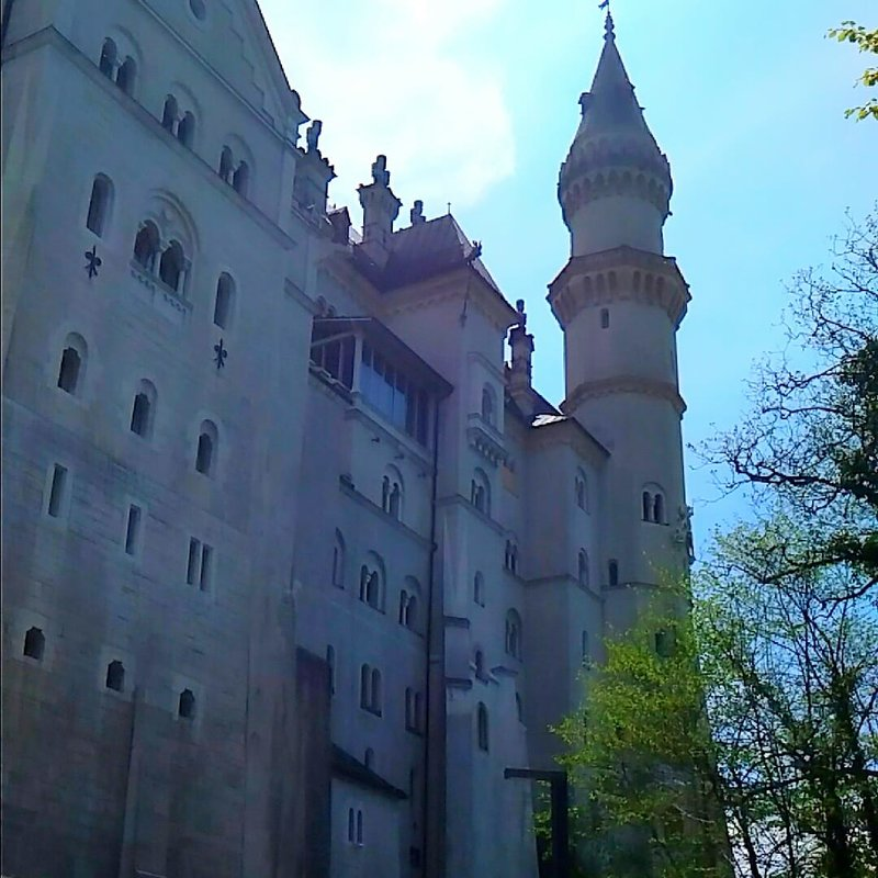 Замок Нойшванштайн - Валерия Металличенко(DEAF)