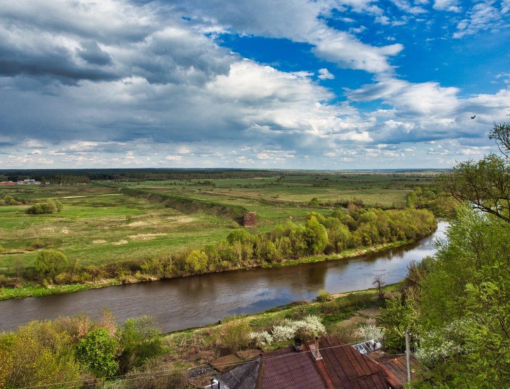 Река Жиздра - Константин Поляков