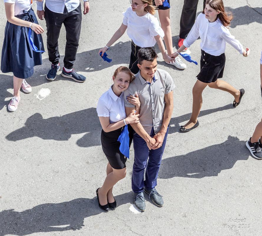 """Флешмоб """"синий платочек"""" Таганрог 2019 - Андрей Lyz"""