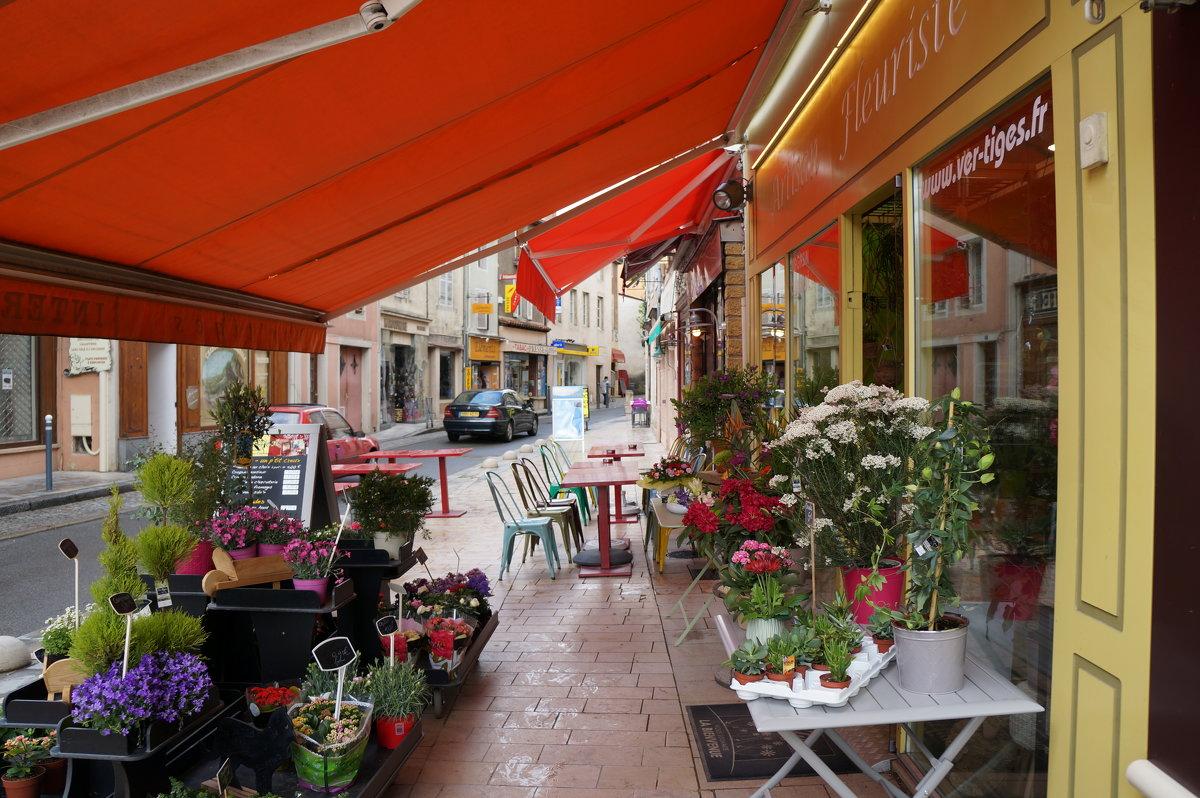 Городские кафе ... Клюни - Алёна Савина