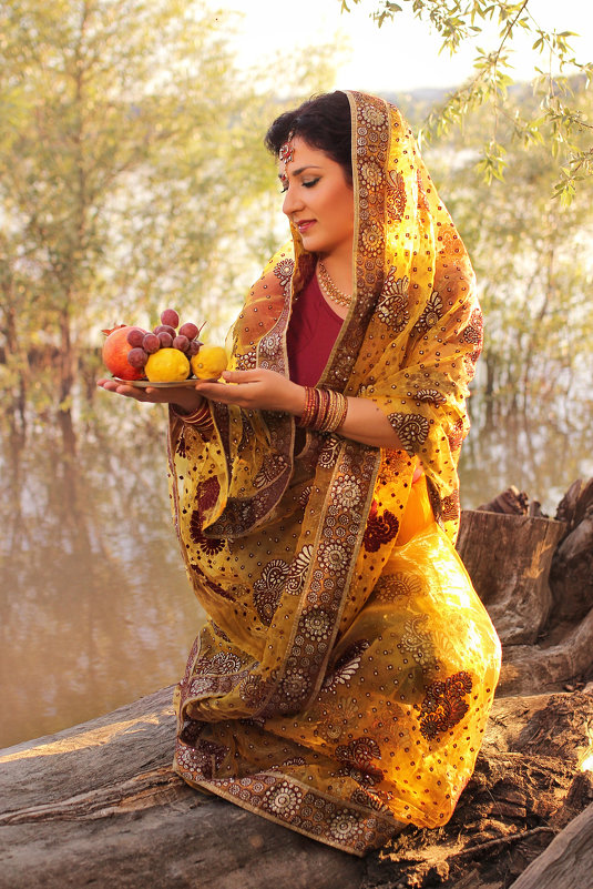 Любимая Индия... - Светлана