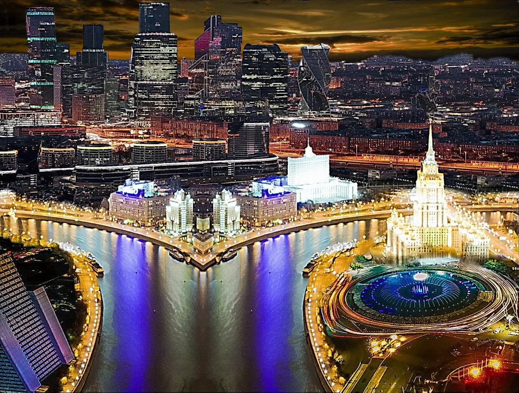 Москва- 2050 - irina Schwarzer