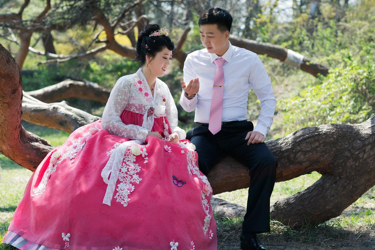 Свадьба по-северокорейски - slavado