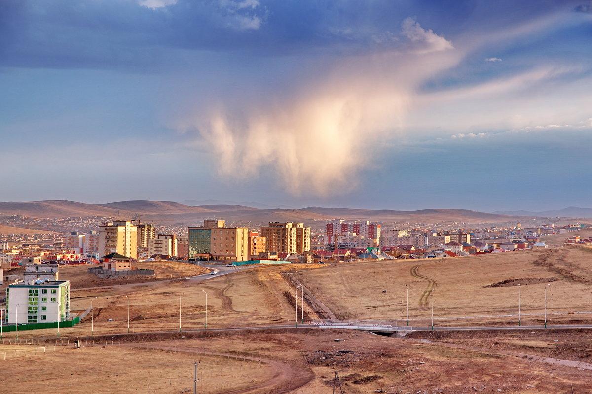 Облако падает - Андрей Семенов
