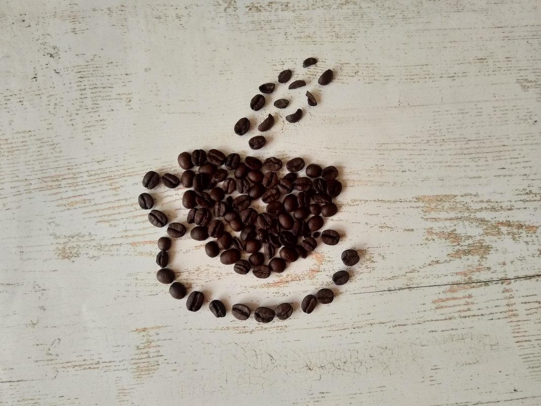 """Чашка кофе"" - Екатерина"