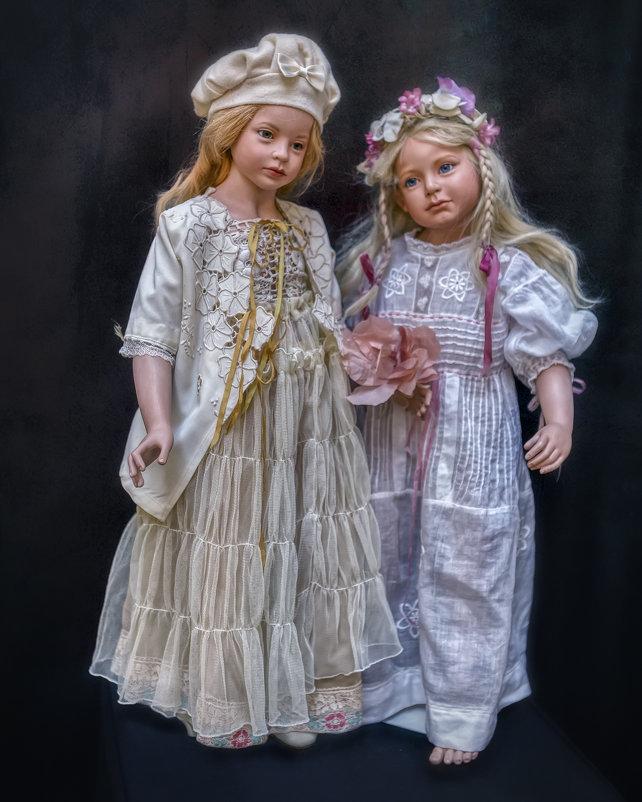Про куклы - Владимир Колесников