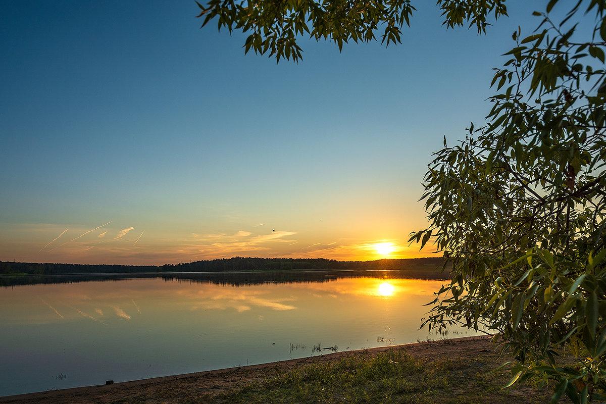 Золотое солнце заката - Наталия Горюнова