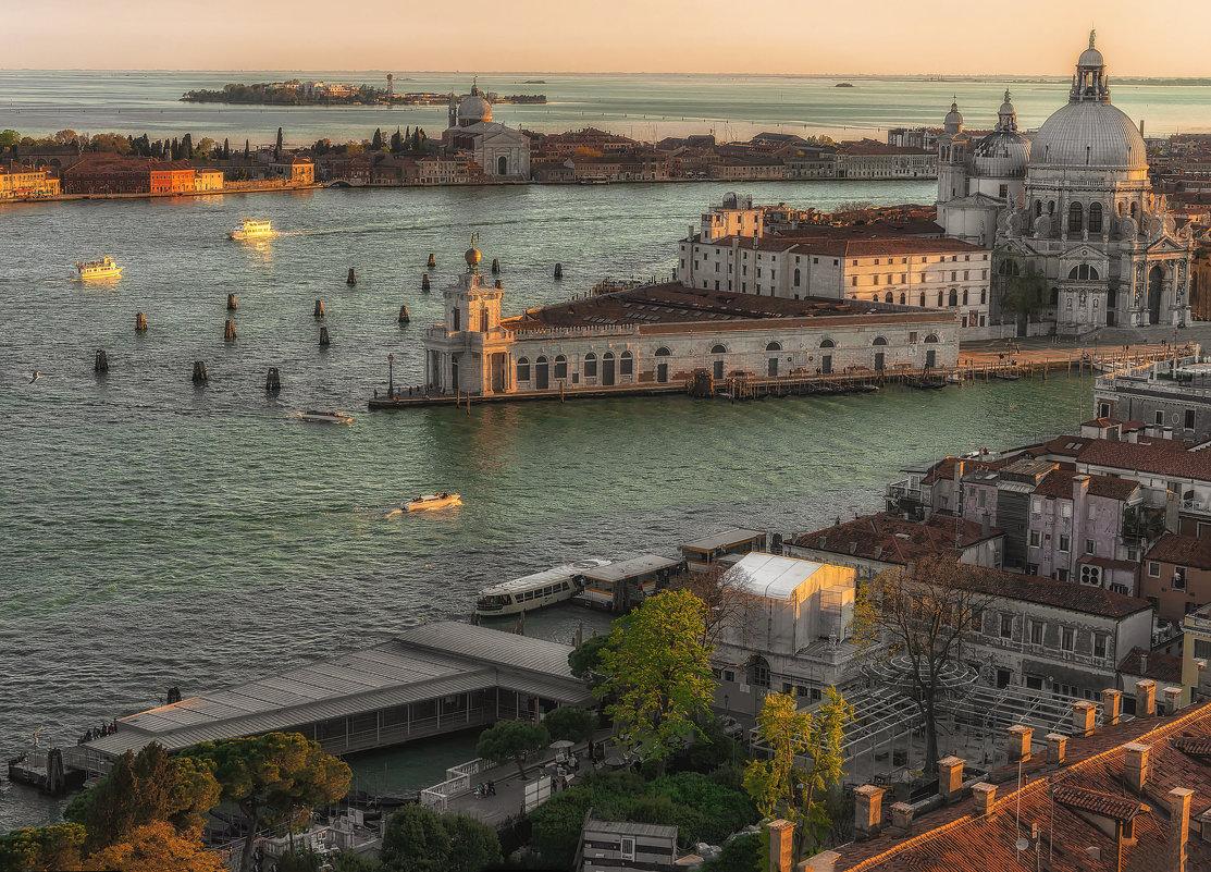 Венеция. Немного Италии. - Иван Степанов